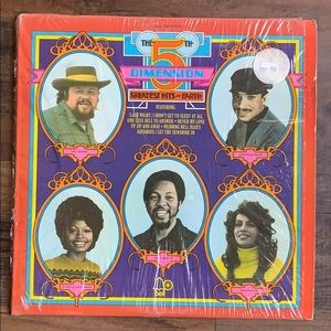 Vintage The 5th Dimension vinyl record
